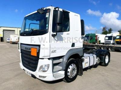 DAF CF 85 460 6X2 FTP TRACTOR UNIT