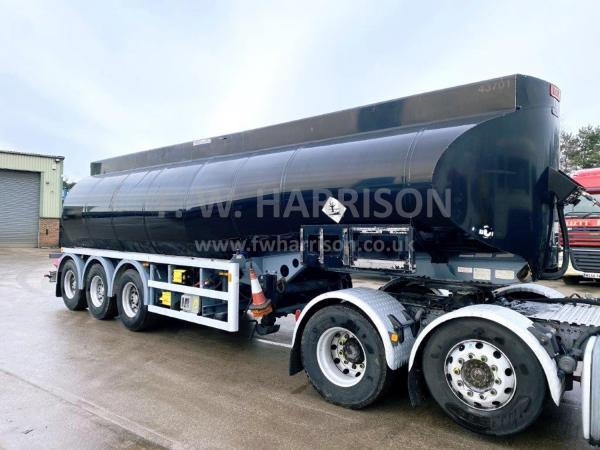 HEIL FUEL/OIL TANKER TRAILER
